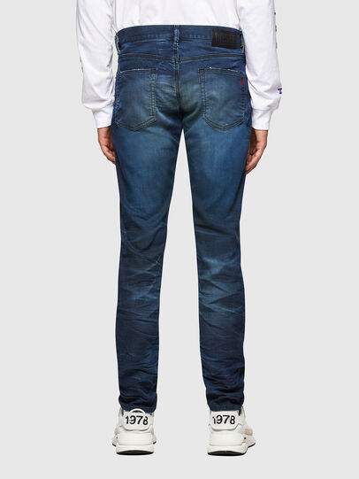Diesel - D-Strukt JoggJeans® 069SE, Mittelblau - Jeans - Image 2