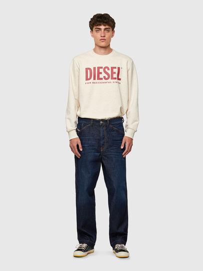 Diesel - D-Franky 09A12, Blu Scuro - Jeans - Image 5