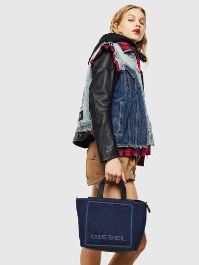 Diesel - PUMPKIE, Dunkelblau - Satchel Bags und Handtaschen - Image 7