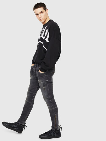 Diesel - S-ASTICO MID LACE,  - Sneakers - Image 6