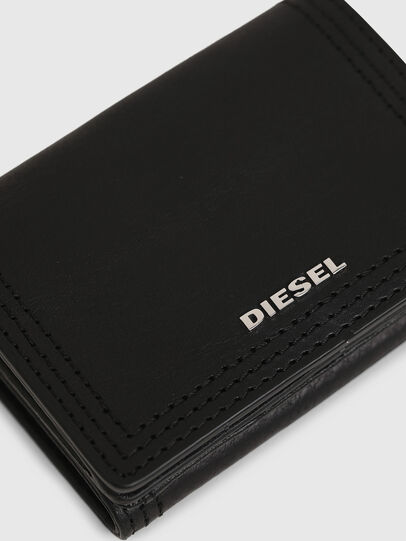 Diesel - LORETTINA, Schwarz - Kleine Portemonnaies - Image 5