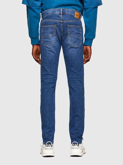 Diesel - D-Luster 009DG, Bleu moyen - Jeans - Image 2