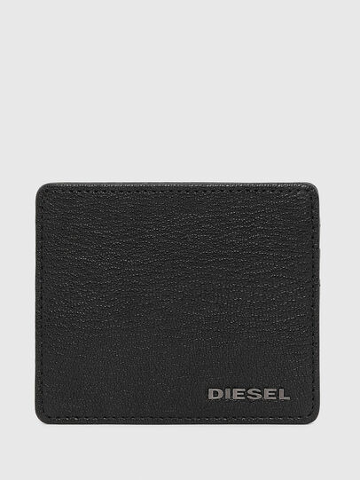 Diesel - JOHNAS I, Lederschwarz - Kartenetuis - Image 1