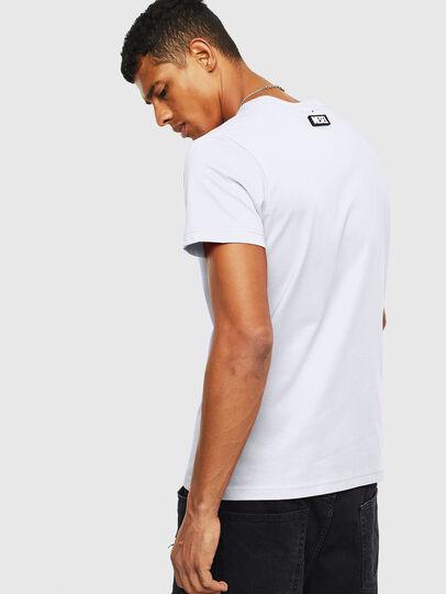 Diesel - T-DIEGO-T16, Weiß - T-Shirts - Image 2