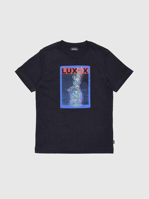 TJUSTXD, Schwarz - T-Shirts und Tops
