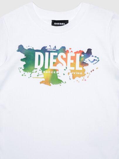 Diesel - TDOSKYB ML-R, Blanc - T-shirts et Hauts - Image 3