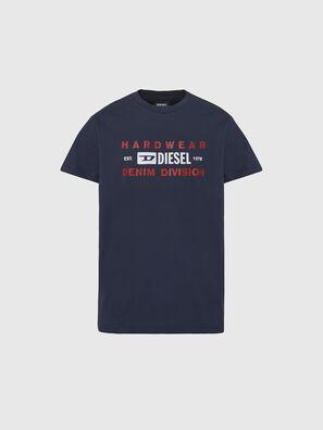 T-DIEGOS-K32, Dunkelblau - T-Shirts