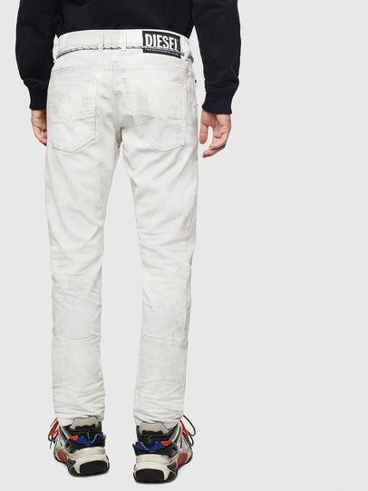 Diesel - D-Luhic JoggJeans 069LZ, Weiß - Jeans - Image 2