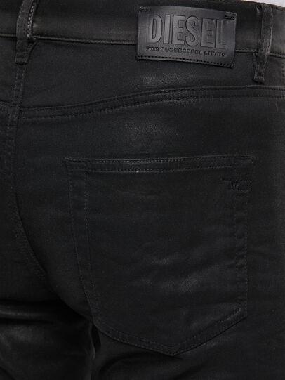 Diesel - D-Strukt JoggJeans® 069QX, Schwarz/Dunkelgrau - Jeans - Image 4