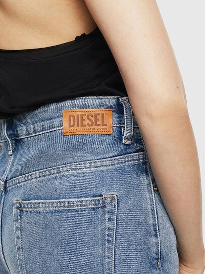 Diesel - DE-REG, Hellblau - Kurze Hosen - Image 5