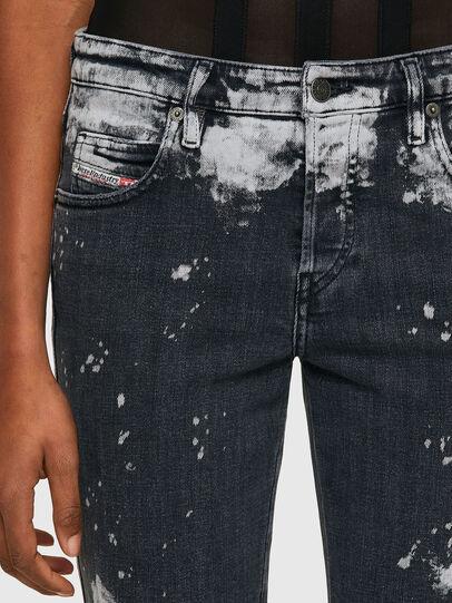 Diesel - Babhila 009RM, Nero/Grigio scuro - Jeans - Image 3