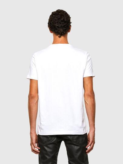 Diesel - T-DIEGOS-N29, Weiß - T-Shirts - Image 2