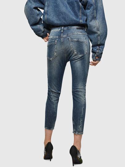 Diesel - Fayza JoggJeans 0890A, Hellblau - Jeans - Image 2