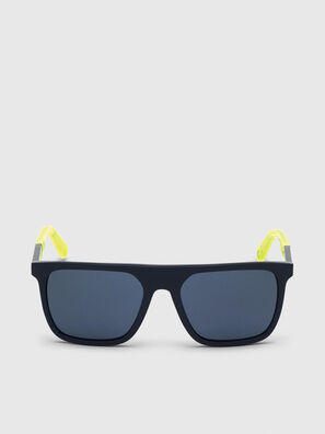 DL0299, Blau/Gelb - Sonnenbrille