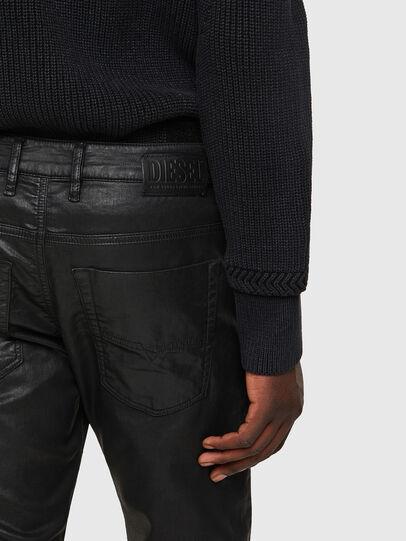 Diesel - Krooley JoggJeans® 0849R, Noir/Gris foncé - Jeans - Image 3