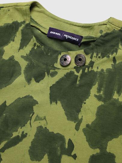 Diesel - PR-TS01, Grün - T-Shirts - Image 3