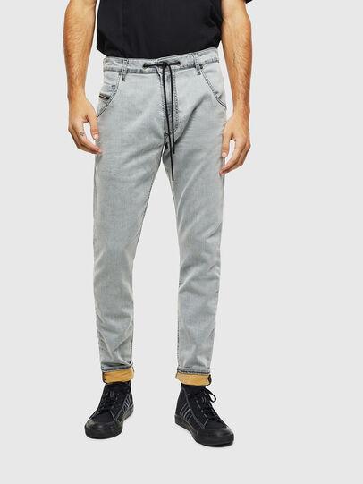 Diesel - Krooley JoggJeans 069MH, Hellblau - Jeans - Image 1