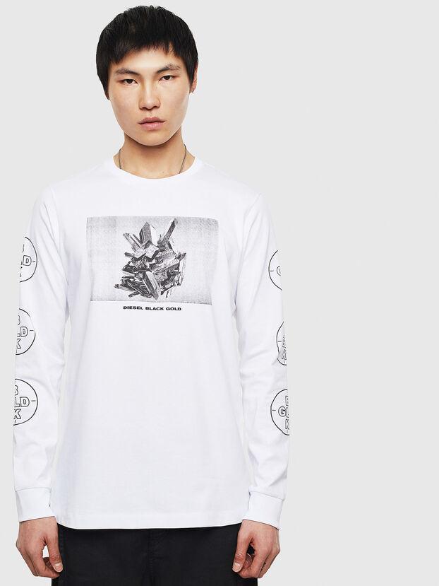 T-GRANITE, Weiß - T-Shirts