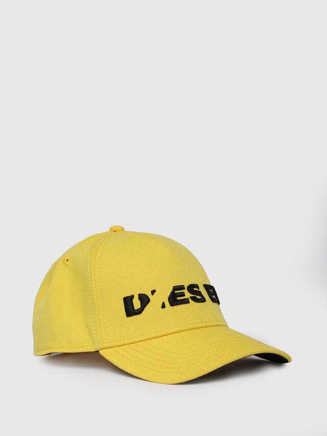 Diesel - CIDIES, Gelb - Hüte und Handschuhe - Image 1
