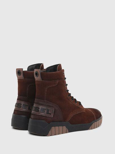 Diesel - H-RUA AM, Braun - Sneakers - Image 3