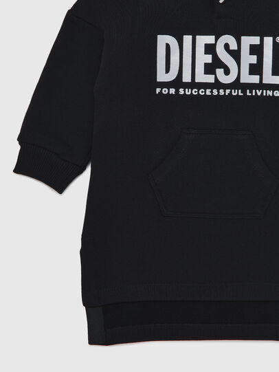 Diesel - DILSETB, Schwarz - Kleider - Image 4