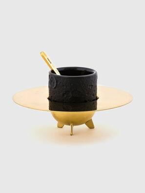 10873 COSMIC DINER, Gold - Tassen