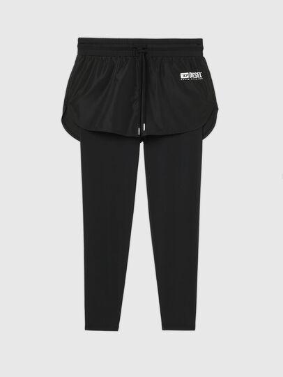 Diesel - UFLB-FAUSTIN-LP-MJ, Noir - Pantalons - Image 1