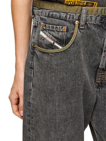 Diesel - DxD-P3 0CBBH, Black/Dark grey - Jeans - Image 3