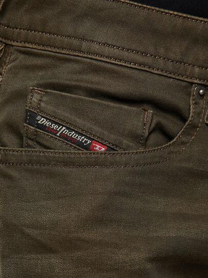 Diesel - Buster 0699P, Armeegrün - Jeans - Image 3