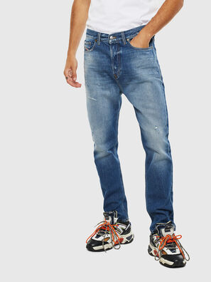 D-Vider 0097B, Mittelblau - Jeans