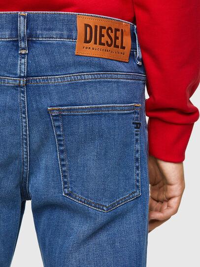 Diesel - D-Fining 09A80, Mittelblau - Jeans - Image 4