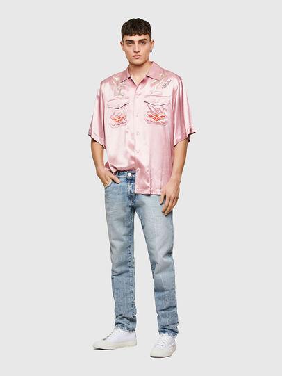 Diesel - S-MITCH, Pink - Shirts - Image 7