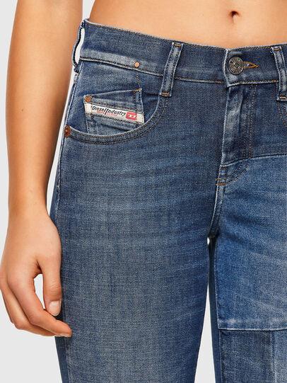 Diesel - D-Ebbey 009NP, Bleu moyen - Jeans - Image 3