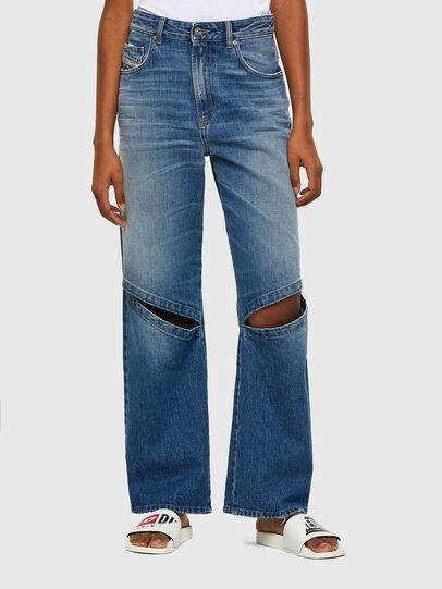 Diesel - D-Reggy 009RK, Mittelblau - Jeans - Image 1