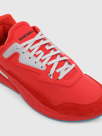 Diesel - S-SERENDIPITY LC, Rosso - Sneakers - Image 4