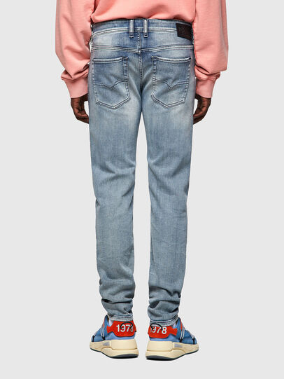 Diesel - Sleenker 009KL, Medium blue - Jeans - Image 2