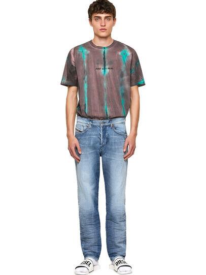 Diesel - D-Fining 009NS, Bleu Clair - Jeans - Image 5