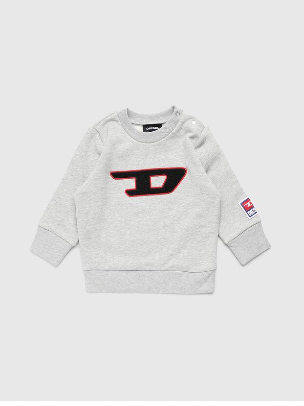 SCREWDIVISIONB-D, Grau - Sweatshirts