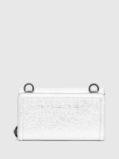 Diesel - DUPLET LC, Silber - Portemonnaies Zip-Around - Image 2