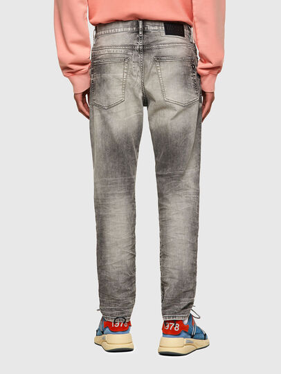 Diesel - D-Fining 069SV, Gris Clair - Jeans - Image 2