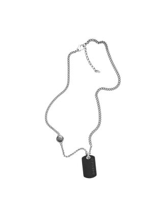 NECKLACE DX1012, Silber