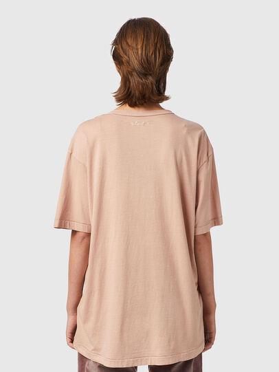Diesel - T-BOYISH-B2, Rose Poudré - T-Shirts - Image 2