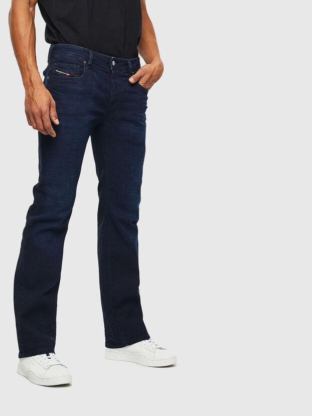 Zatiny 0098I, Dunkelblau - Jeans