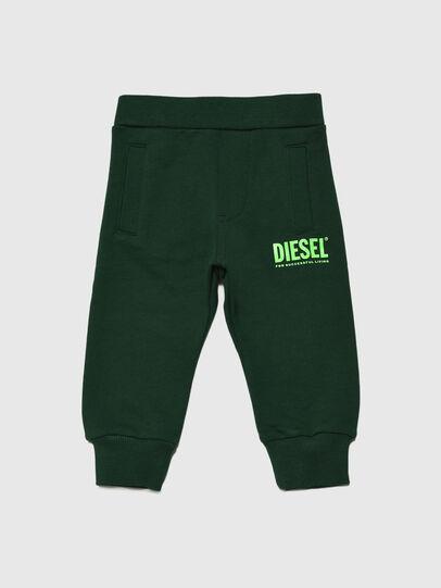 Diesel - PSONNYB, Vert Foncé - Pantalons - Image 1