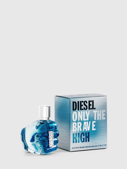 Diesel - ONLY THE BRAVE HIGH  50ML, Hellblau - Only The Brave - Image 1