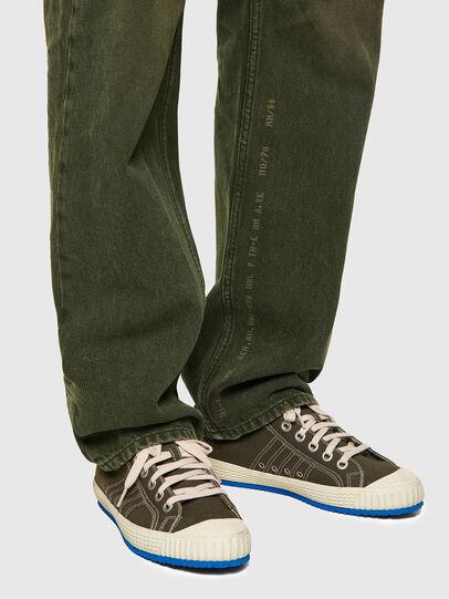 Diesel - D-Macs 09A35, Vert - Jeans - Image 5