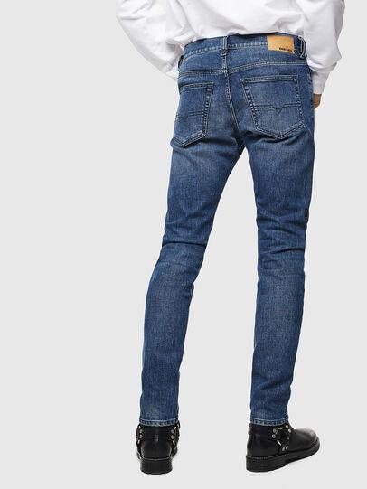 Diesel - D-Luster 0095H, Mittelblau - Jeans - Image 2