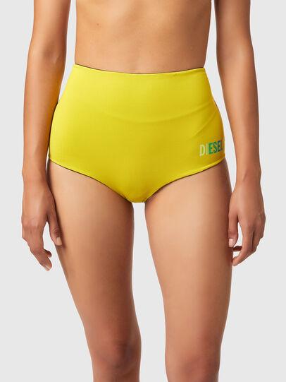Diesel - BFPN-BOWHIGH-REV, Black/Yellow - Panties - Image 4