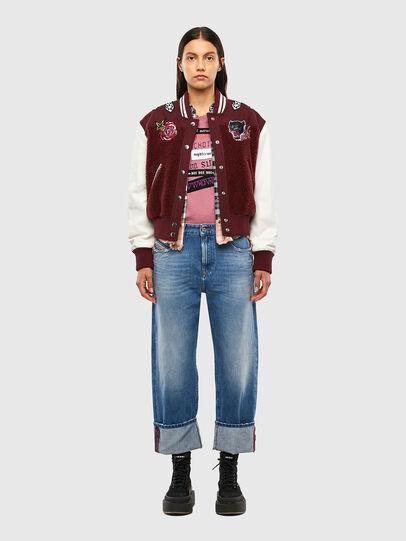 Diesel - D-Reggy 009JX, Hellblau - Jeans - Image 7
