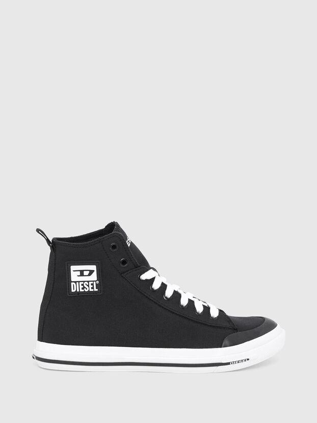 S-ASTICO MID CUT W, Schwarz - Sneakers